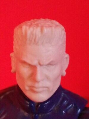 MH037 Cast Action figure head sculpt for use with 1:18th scale GI JOE Military