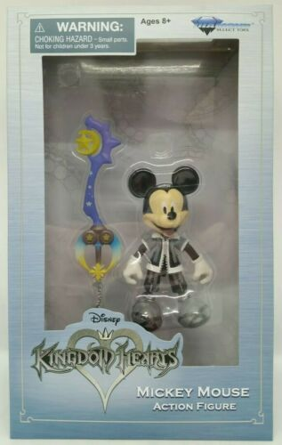 Diamond Select Toys KINGDOM HEARTS DISNEY Mickey Mouse Figurine