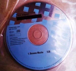 Luis Miguel – Besame Mucho CD single