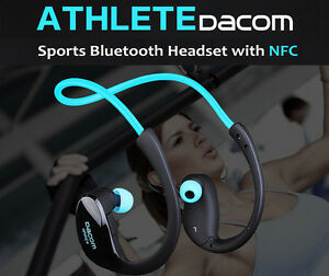 DACOM Athlete Bluetooth wireless Earphone Stereo Headsets for iphone samsung LG