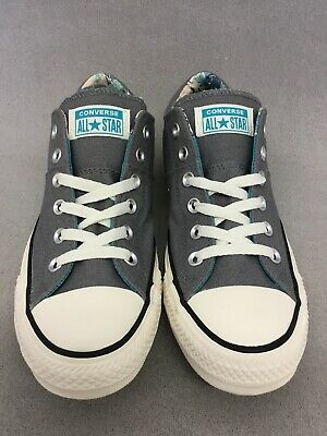 Converse 563817F Women's CTAS Madison Ox Low Top Sneaker Grey | eBay