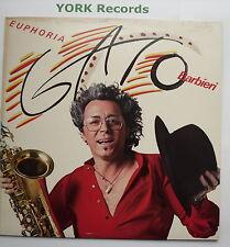 GATO BARBIERI - Euphoria - Excellent Condition LP Record A&M AMLH 64774