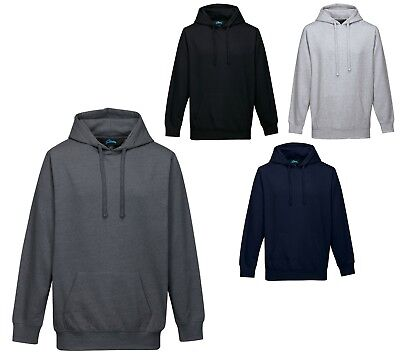 TALL LT-6XLT MID-WEIGHT HOODIE POUCH POCKETS S-6XL MEN/'S COTTON//POLY ZIP UP