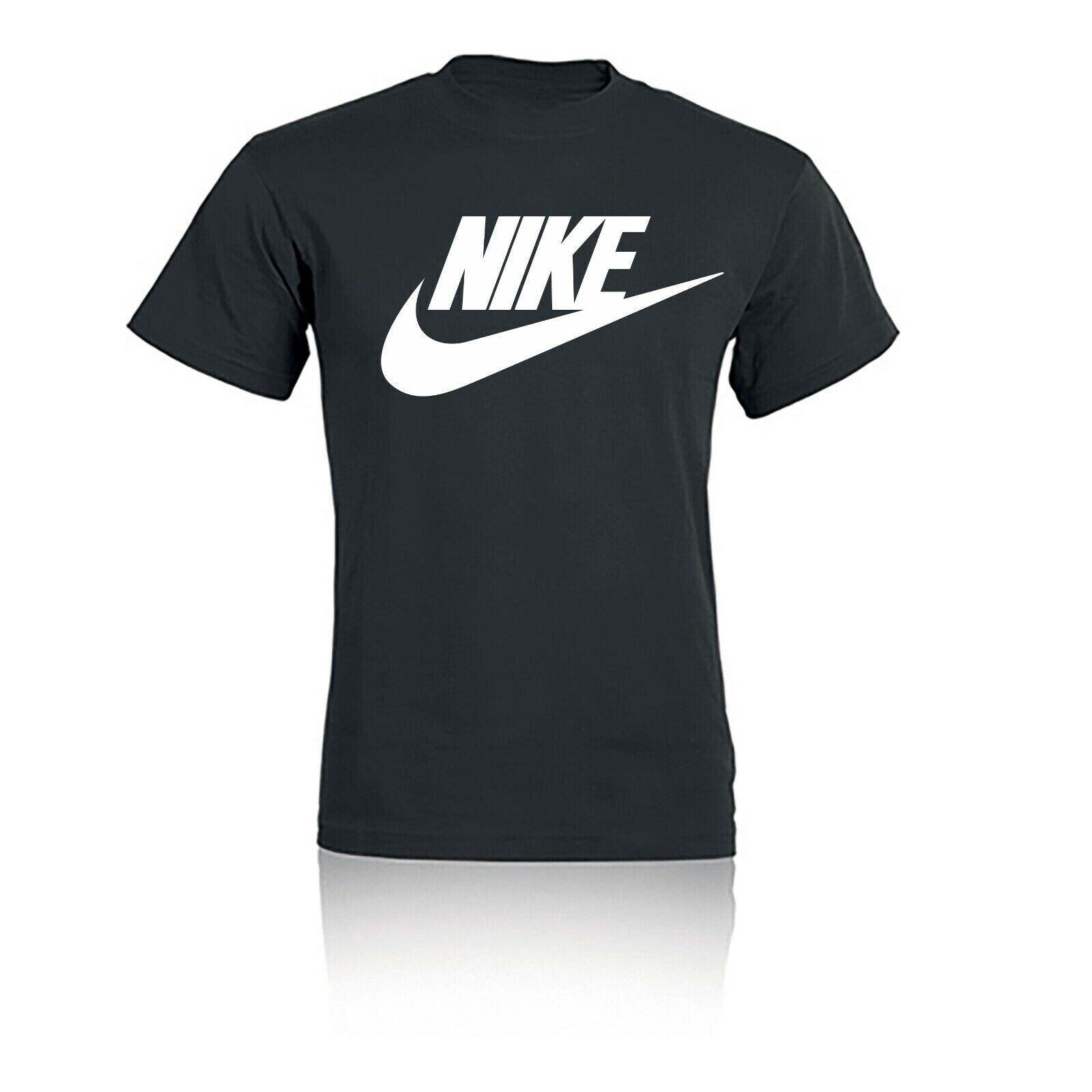 Riflessione Ragno servitore  T Shirt Maglietta Uomo donna NIKE Logo stampato Cotone 100% estate 2020 -  Shopping.com