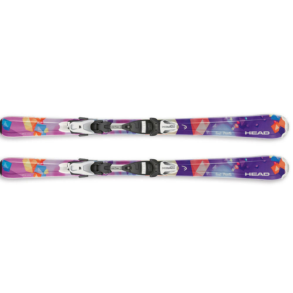 2016 Head Best Friends LR 107cm Jr skis with  LRX 4.5 bindings 314165  will make you satisfied