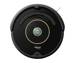 B) robot aspirador Roomba 612
