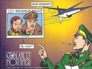 Blake-en-Mortimer-postzegelblaadje-Speciale-uitgave
