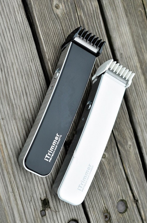 PRITECH Electric hair clipper professional titanium hair trimmer for men or baby- Black