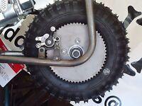 Mini Bike Rear Caliper Brake Kit For 35 Sprockets With Weld Tabs Free Ship