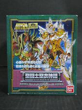Bandai Saint Seiya Poseidon Myth Cloth Lyumnades Kaza action figure
