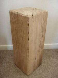 Lamp Table End Table Lamp Stand Solid Oak Hand Made In The