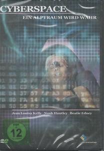 Cyberspazio un incubo viene vero DVD NUOVO Jean sig. RA Louisa Kelly Noah Huntley