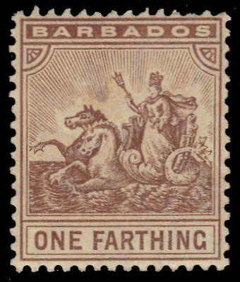 pa50440 sg163 Adaptable Barbados 91 - Badge Of The Colony