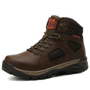 Botas-De-Cuero-Para-Hombre-Zapatos-Impermeables-Con-Piel-Calida-Trabajo-Invierno