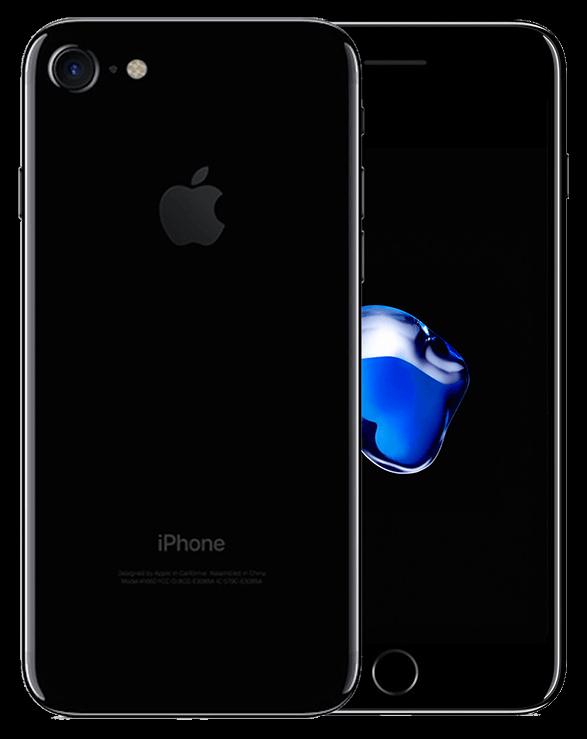 iPhone: Apple IPhone 7 128GB Jet Black Grado A++ ricondizionato  Nero originale usato