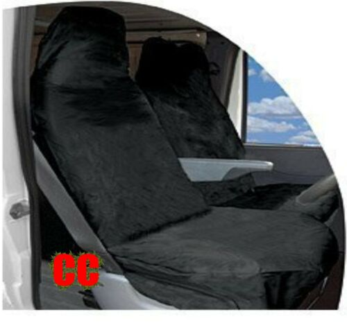 VAN Heavy duty protective seat covers waterproof double T4 T5 or TRANSIT twin