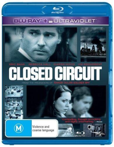 1 of 1 - Closed Circuit Blu Ray + UV New/Sealed Region B Australian Version