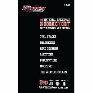 2011-National-Speedway-Directory-United-States-amp-Canada