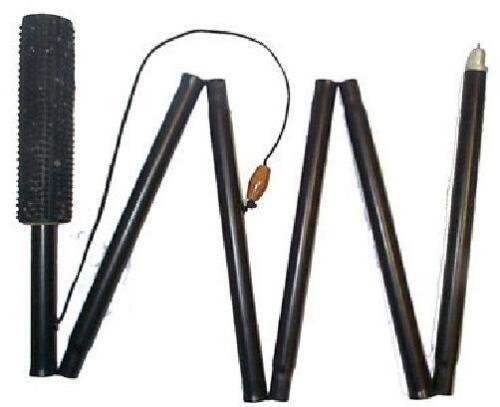 Talon pliable wading staff
