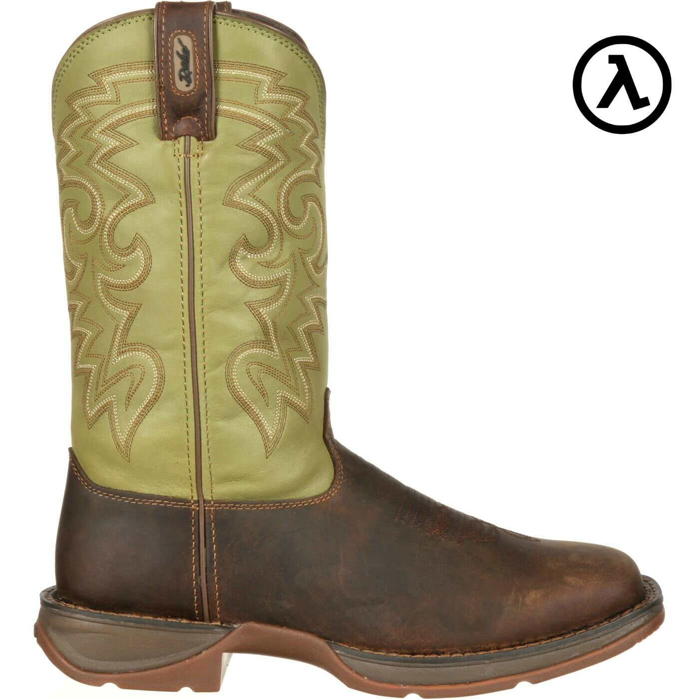 REBEL BY DURANGO PULL-ON WESTERN BOOTS DB5416 - ALL SIZES - NEW