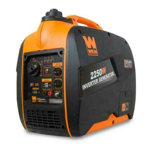Wen 56225i 2250w Super Quiet Portable Inverter Generator For Sale Online Ebay