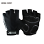 2pcs Half Finger Riding Bicycle Gloves Men MTB bike Racing Gloves Cycling Glove