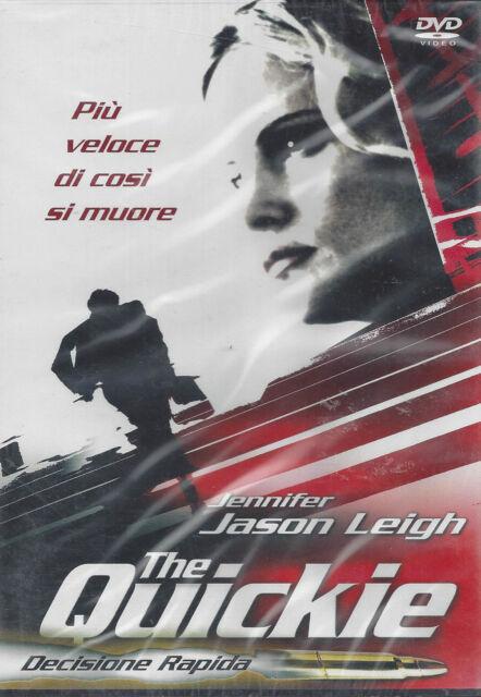 Dvd **THE QUICKIE** con Jennifer Jason Leigh nuovo sigillato 2002