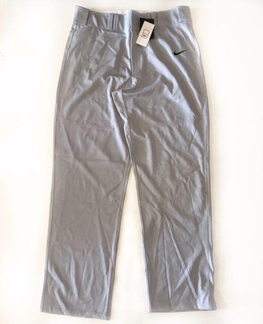 20c0a528e19d4c Nike Men s Stock Lights out Baseball Pants Light Grey 442441 Large ...