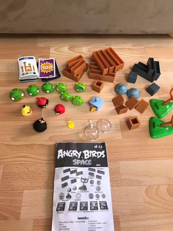 Angry Birds, Børne spil, andet spil