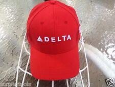 "DELTA ""HABITAT FOR HUMANITY"" BASEBALL CAP - NEW"