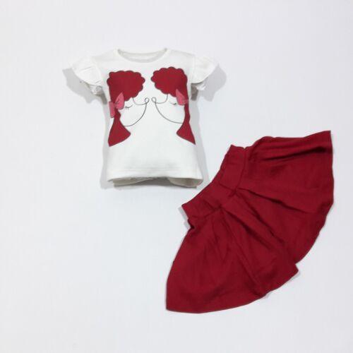 Oberteil ♥ Neu ♥ Babykleidung |2-teilig| 74;80;86 | Rock |Gr