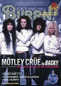 BURRN-January-2020-Hard-Rock-Heavy-Metal-Magazine-Japan-Motley-Crue-Babymetal