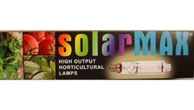 SolarMax Solar Max MHT 600w MT Veg Conversion High Output Horticultural Lamp