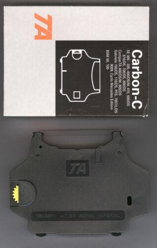 1x TA Carbon c BLACK Film Farbband Gr 188c Triumph-Adler TA Gabrielle 100 se310
