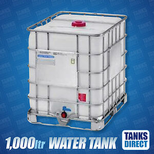 1000 Litre Water Tank Ebay