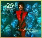 Thriller [25th Anniversary Edition Alternate Cover] [Remaster] by Michael Jackson (CD, Feb-2008, 2 Discs, Epic)