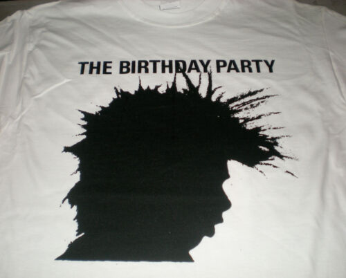 /'Shadow/' T-Shirt The Birthday Party bad seeds x chosen few nick cave