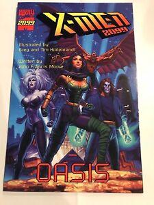 X-Men-2099-Oasis-1-Marvel-comic-1st-Print-1996-unread-NM