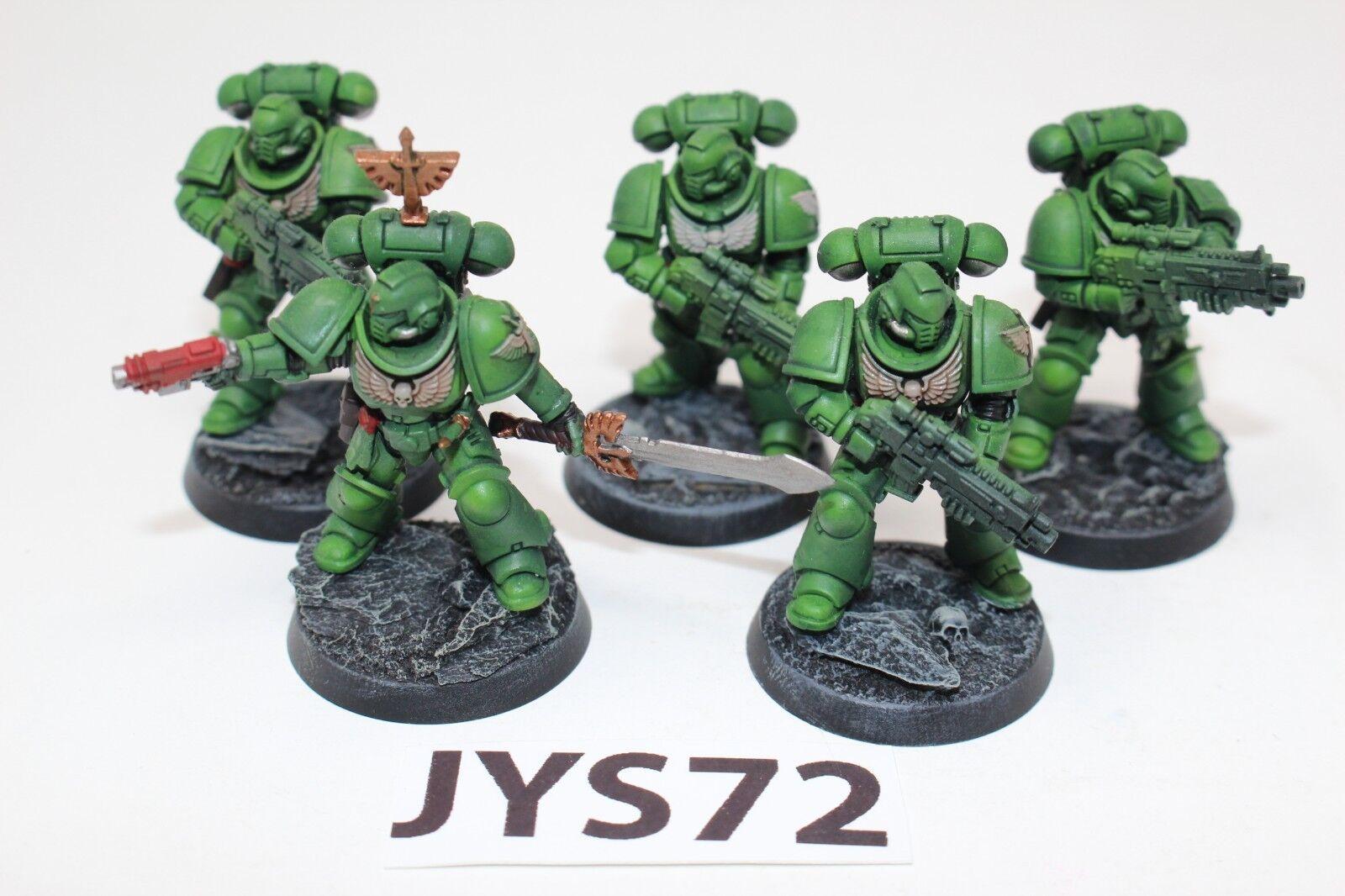 Warhammer Space Marines Dark Angels Primaris Intercessors - JYS72