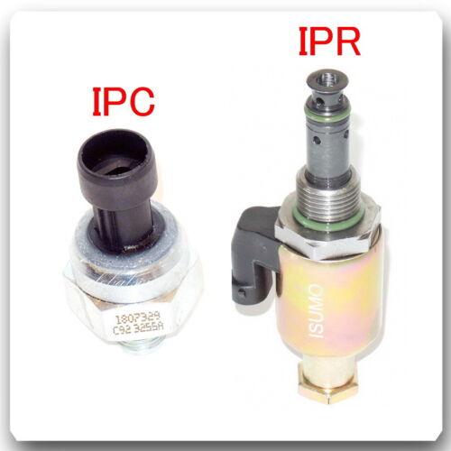 ICP//IPR Fuel Pressure Regulator /& Sensor W//  Pigtail For:IHC Navistar DT466 466E