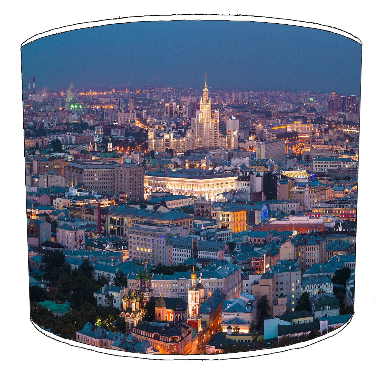 City of Mosca paralumi, ideale MATCH MATCH MATCH CITTà Cuscini, da muro, decalcomania e0f07e