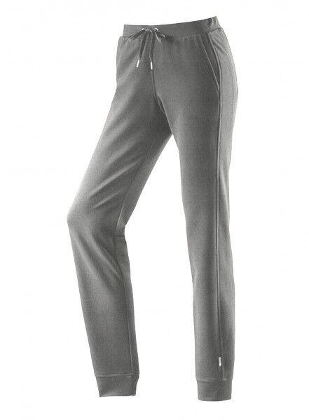 Schneider Donna Stretch Sport Fitness Allenamento Pantaloni Cambridge grigio Dimensioni corto
