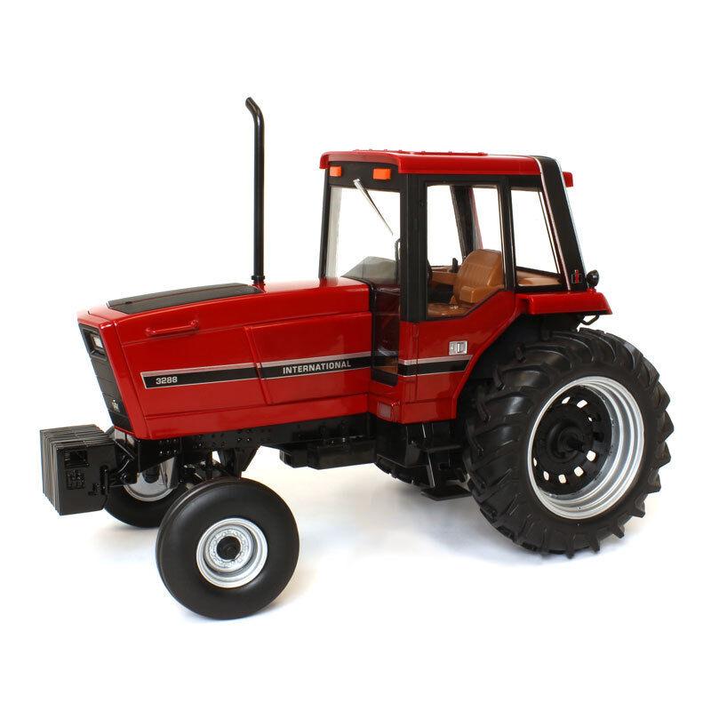 1 16 Prestige Series International Harvester 3288 Cab 2WD ERTL 44140 NEUF