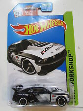 HOT WHEELS 2015 HW WORKSHOP - HW DRIFT RACE CUSTOM '12 FORD MUSTANG KMART