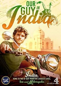 Guy-Martin-Our-Guy-In-India-DVD-Region-2
