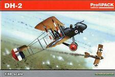 AIRCO DH-2  /DH-II/  (BRITISH RFC MARKINGS)1/48 EDUARD PROFIPACK
