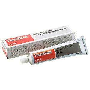 Permatex Spray Sealant Leak Repair >> THREEBOND 1215 250G Liquid Gasket GRAY - solventless silicone sag type | eBay