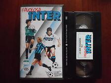 Favolosa Inter - VHS ed. Eden rara