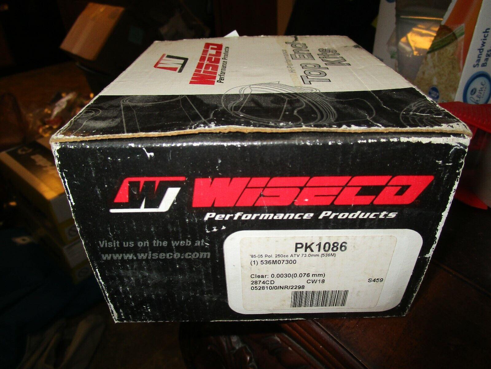 1.00mm Oversize to 73.00mm For 2006 Polaris Trail Blazer 250 ATV Piston Kit