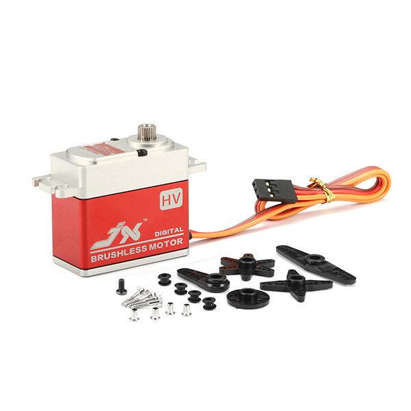 JX BLS-HV7032MG 30KG Large Torque High Voltage Brushless Digital Servo
